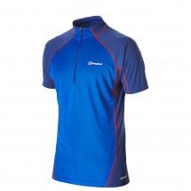 Berghaus - Vapour S/S Zip Baselayer - Joggingshirt