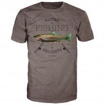 Alprausch - Dä Fischer T-Shirt - T-shirt