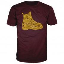 Alprausch - Wanderluscht T-Shirt - T-paidat