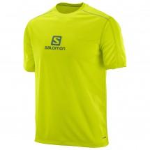 Salomon - Stroll Logo S/S Tee - T-paidat