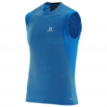 Salomon - Trail Runner Sleeveless Tee - Laufshirt