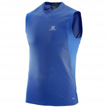 Salomon - Trail Runner Sleeveless Tee - Laufshirt