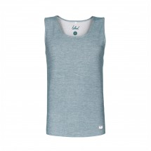 Bleed - Denim Tank - Top