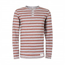 Bleed - Quest Longsleeve Striped - Long-sleeve