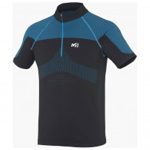Millet - LTK Seamless Zip S/S - Laufshirt