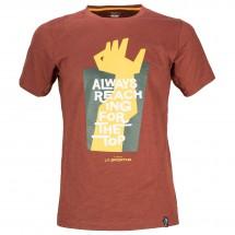 La Sportiva - Reaching the Top T-Shirt - T-paidat
