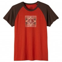Prana - Red Rocks Zen Raglan - T-Shirt