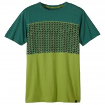 Prana - Throttle Colorblocked Crew - T-shirt