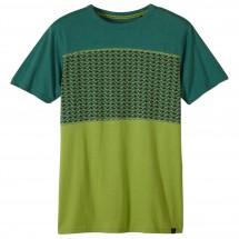 Prana - Throttle Colorblocked Crew - T-Shirt