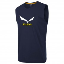 Salewa - Solidlogo 2 Cotton Tank - Tank-topit