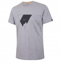 Salewa - Triangle Cotton S/S Tee - T-Shirt