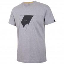 Salewa - Triangle Cotton S/S Tee - T-paidat