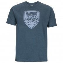 Marmot - Vista Tee S/S - T-paidat