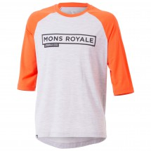 Mons Royale - Riders Raglan T - Long-sleeve