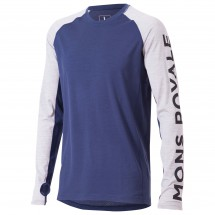 Mons Royale - Supa Tech L/S - T-shirt de running