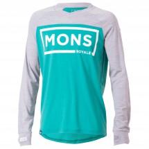 Mons Royale - V L/S - Manches longues