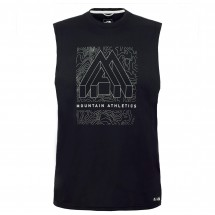 The North Face - Graphic Reaxion Amp S/L - Laufshirt