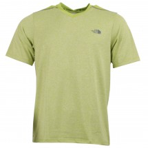 The North Face - Reactor S/S V-Neck - Joggingshirt