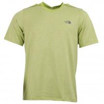 The North Face - Reactor S/S V-Neck - T-shirt de running