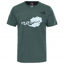 The North Face - S/S Country Peak Tee - T-paidat