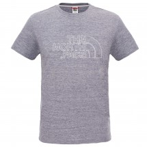 The North Face - S/S Novelty Logo Tee - T-Shirt