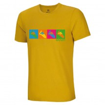 Ocun - Pop Art Shoes Tee - T-skjorte