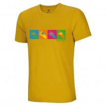 Ocun - Pop Art Shoes Tee - T-Shirt