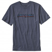 Patagonia - 73 Text Logo Responsibili-Tee - T-shirt