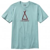 Patagonia - Live Simply Tent Life Cotton T-Shirt - T-Shirt