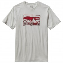 Patagonia - Spruced '73 Logo Cotton T-Shirt - T-shirt
