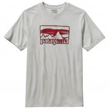 Patagonia - Spruced '73 Logo Cotton T-Shirt - T-shirt