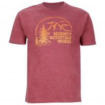 Marmot - Halation Tee S/S - T-shirt