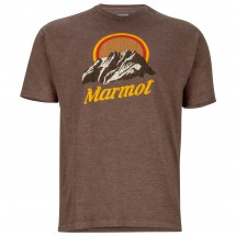 Marmot - Pikes Peak Tee S/S - T-shirt