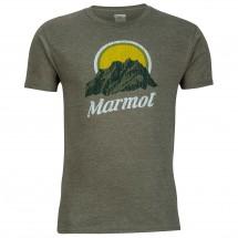 Marmot - Pikes Peak Tee S/S - T-paidat