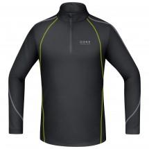 GORE Running Wear - Essential Zip Shirt Long - Laufshirt