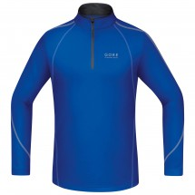 GORE Running Wear - Essential Zip Shirt Long - Running shirt