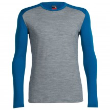 Icebreaker - Tech Top L/S Crewe - Long-sleeve