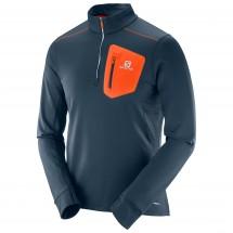 Salomon - Trail Runner Warm Mid - Running shirt