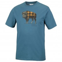 Columbia - CSC Check The Buffalo II Short Sleeve - T-paidat