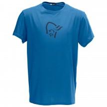 Norrøna - Cotton Logo T- Shirt - T-paidat