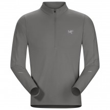 Arc'teryx - Accelerator L/S Zip Neck - Running shirt