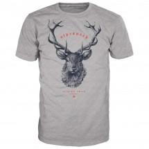 Alprausch - Kulthirsch - T-Shirt