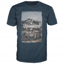 Alprausch - Panorama - T-Shirt