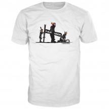 Alprausch - Schilift - T-shirt