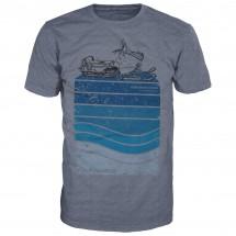 Alprausch - Schneetöff - T-Shirt