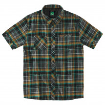Hippy Tree - S/S Button Up Moab Flannel - Shirt