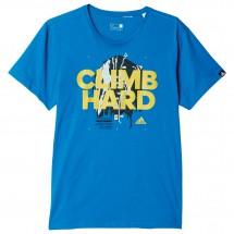 adidas - Climb Hard Tee - T-Shirt