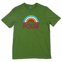 Poler - Mountain Rainbow Tee - T-paidat