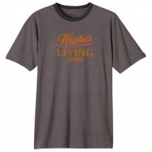 Prana - Higher Living Logo Ringer - T-paidat
