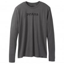 Prana - Prana Logo L/S - Longsleeve